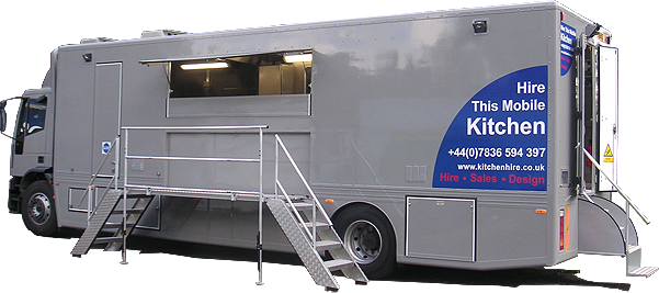 18 tonne mobile kitchen